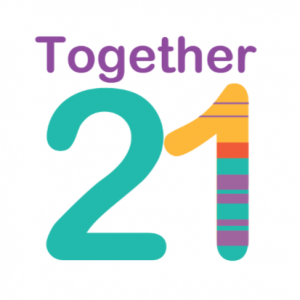 Together 21 logo